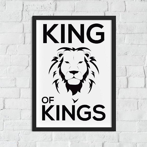 Quadro king of kings