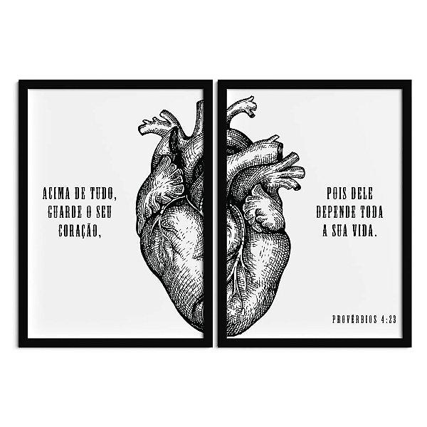 Conjunto Provérbios 4:23