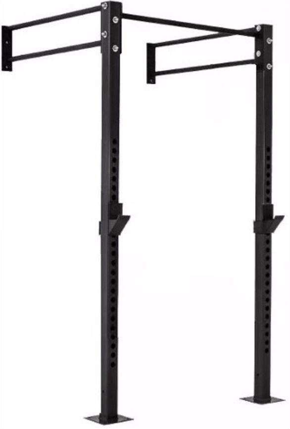 Rack Simples com Agachamento 1m (C) x 1m (L) x 2,30cm (A)