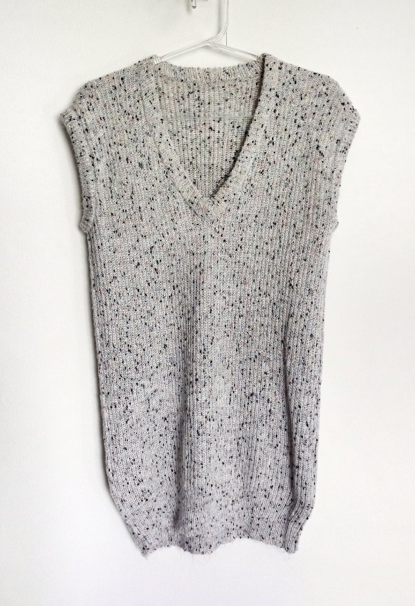 PULLOVER TRICOT - M