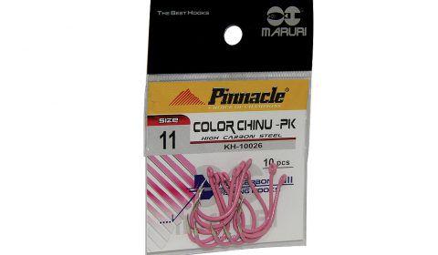 Anzol Color CHINU - Pinnacle