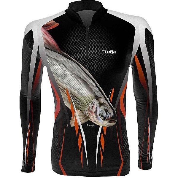 Camiseta Pesca MTK Piracanjuba