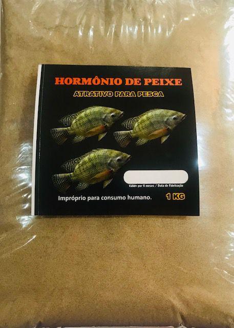 Hormônio Atrativo para Peixes