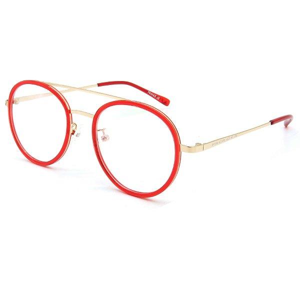 Óculos de grau pronto Prorider Concept Readers Vermelho e Dourado - VMDOPRCR