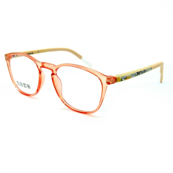 Óculos de grau pronto Prorider Concept Readers Rosa translucido com Bege - RCBTPCRE