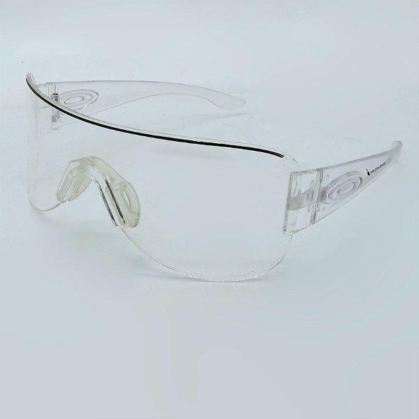 Óculos de proteção para esportes transparente - PRAMT