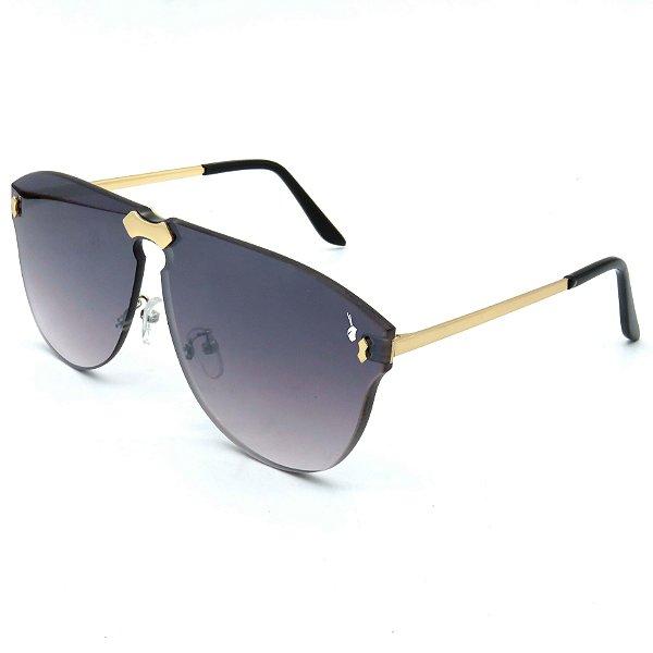 Óculos Solar Prorider Dourado Com lente Gradiente - W354