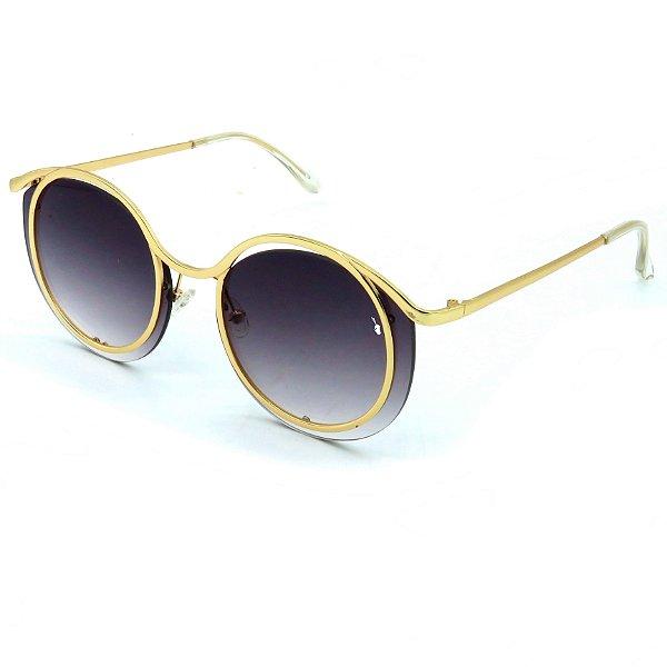 Óculos Solar Prorider Dourado com lente Degrade-rte321