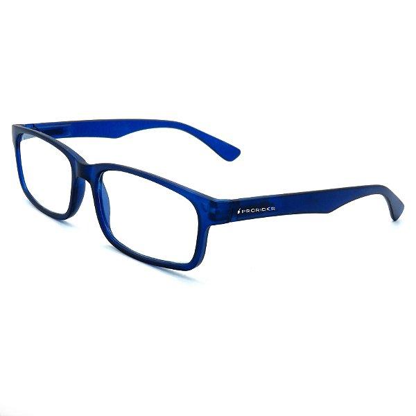 Óculos Solar Prorider Azul com lente Trasparente-ty321