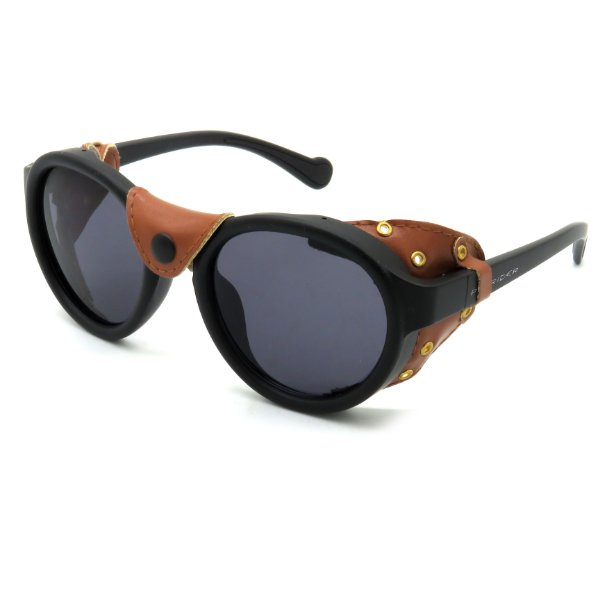 Óculos Solar Prorider Preto e marrom- R21114M
