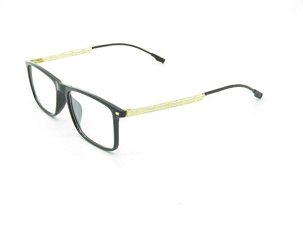 Óculos Receituário Rentangular Prorider - 6044