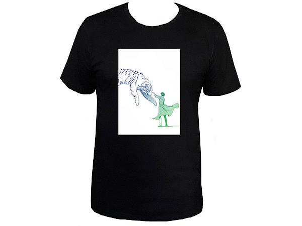 Camiseta Prorider Zeno On Preto com estampa Retangular Vertical - ZOCAM16