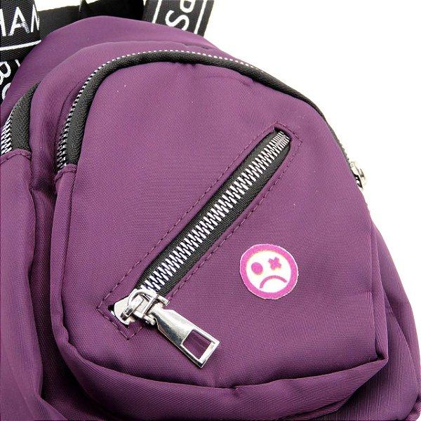 Shoulder Bag Bolsa Dark Face Personalizado - DK1