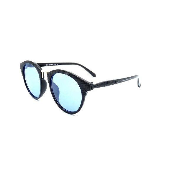 Óculos de Sol Prorider Preto com Dourado  - CJ6103C5