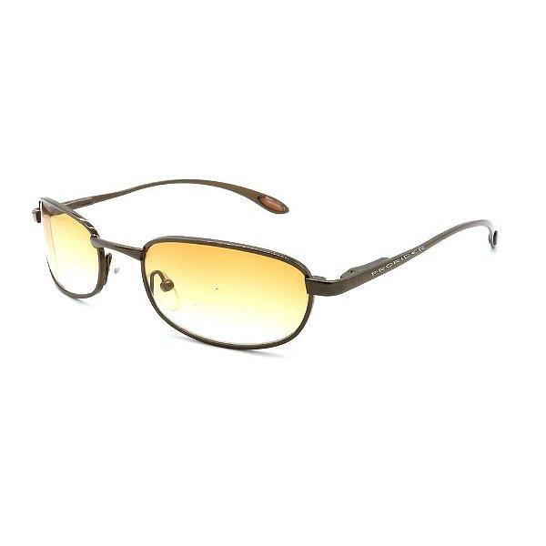 Óculos de Sol Retro Prorider Marrom - A2770-1