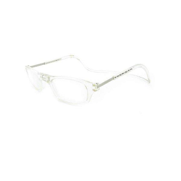 Óculos de Grau Prorider Translucido com Apoio - 1188
