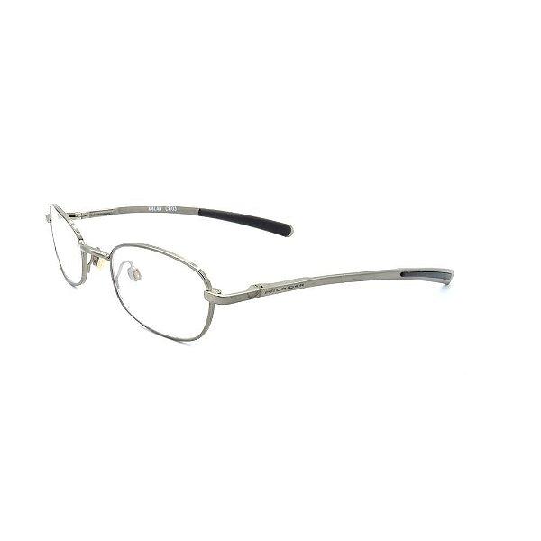 Óculos de Grau Retro Prorider Prata - KALAU