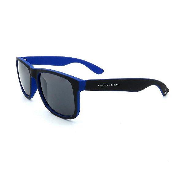 Óculos de Sol Prorider Preto e Azul Fosco - Z4165-7