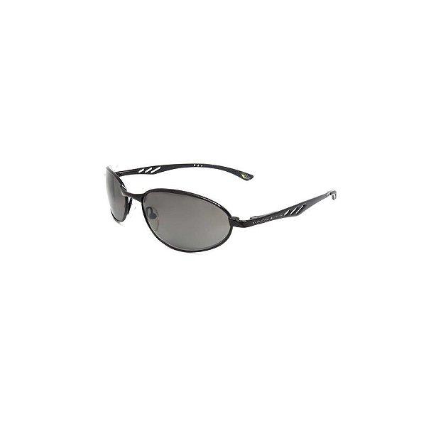 Óculos de Sol Prorider Retro Preto com Lente Fumê - BX004
