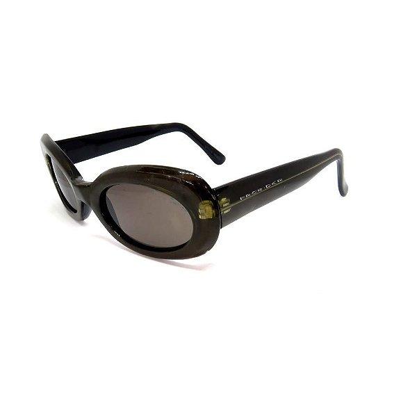 Óculos de Sol Prorider Retro Marrom Translúcido - MP602