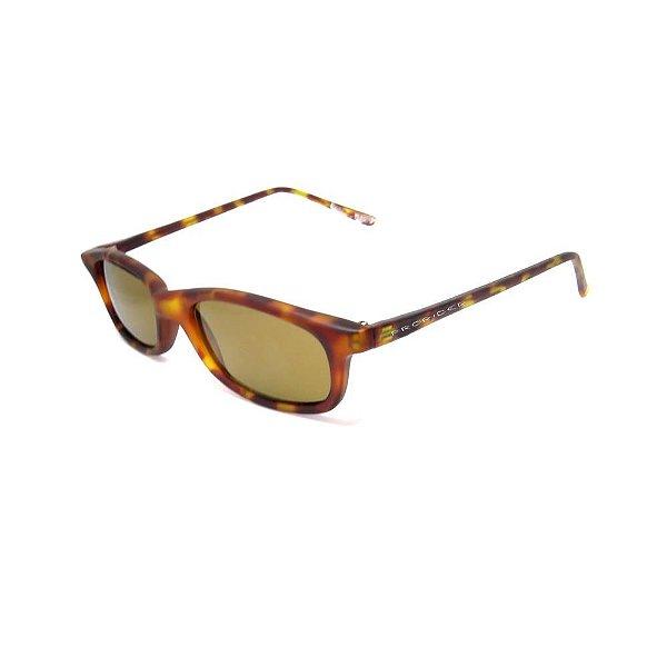 Óculos Solar Prorider Retro com Animal Print - ANM888