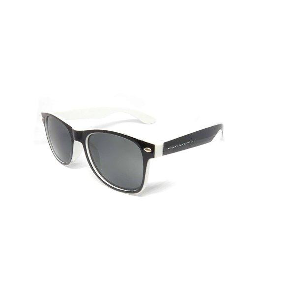 Óculos de Sol Prorider Infantil Preto e Branco - 2020-6
