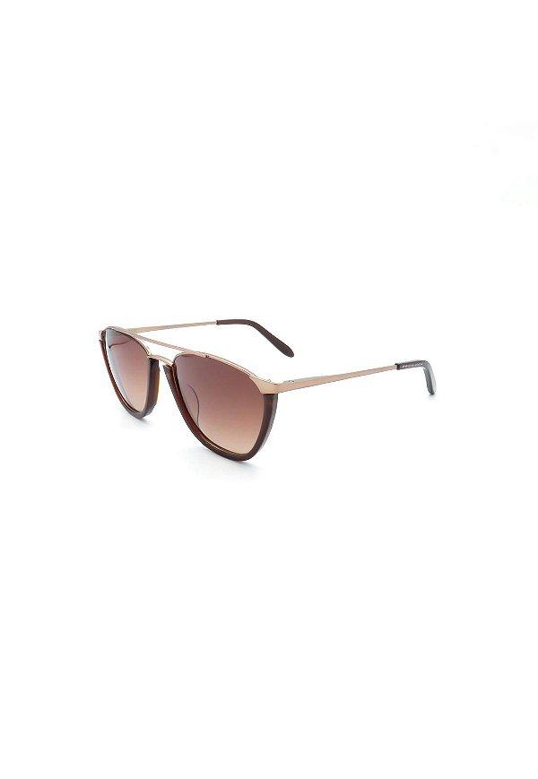 Óculos de Sol Prorider  Dourado com lente degrade - 140 C4