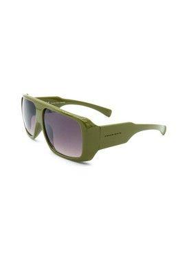 Óculos de Sol Prorider verde com lente degrade - YD1288