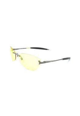 Óculos Solar Prorider retro grafite com lente amarela - FUS8264