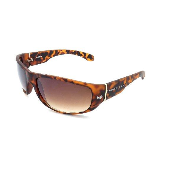 Óculos de Sol Prorider Retro Animal Print Fosco - B88-1047