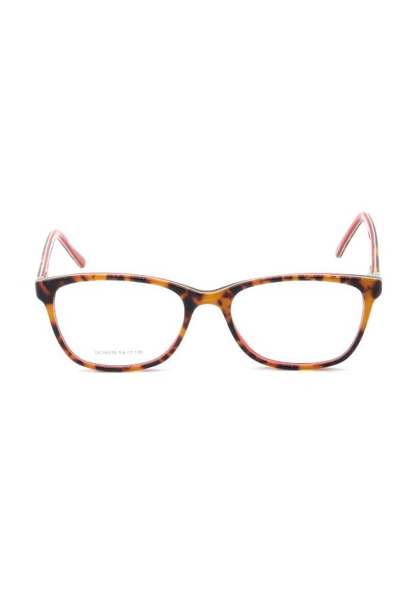 Óculos de Grau Prorider Animal Print com Dourado - DC16070