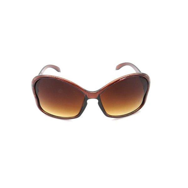 Óculos de Sol Prorider Marrom Translúcido - CL2861
