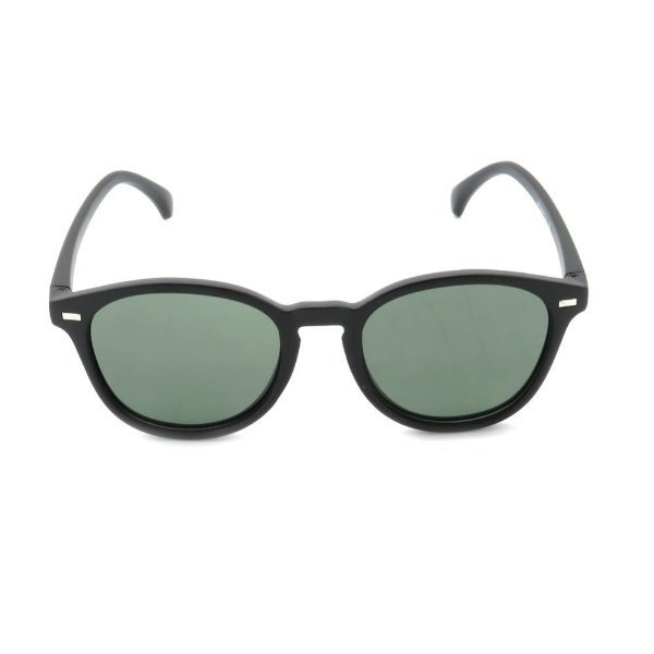 Óculos de Sol Prorider Preto Fosco com Lente Verde - HP1664C2
