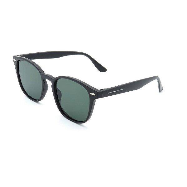 Óculos de Sol Prorider Preto Fosco com Lente Verde - HP0071C2
