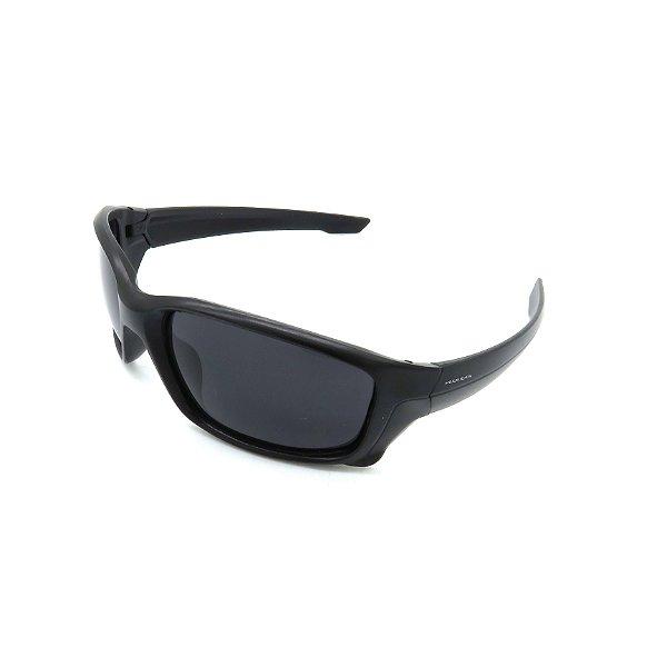 Óculos De Sol Prorider Preto com Lente Fumê - 23046