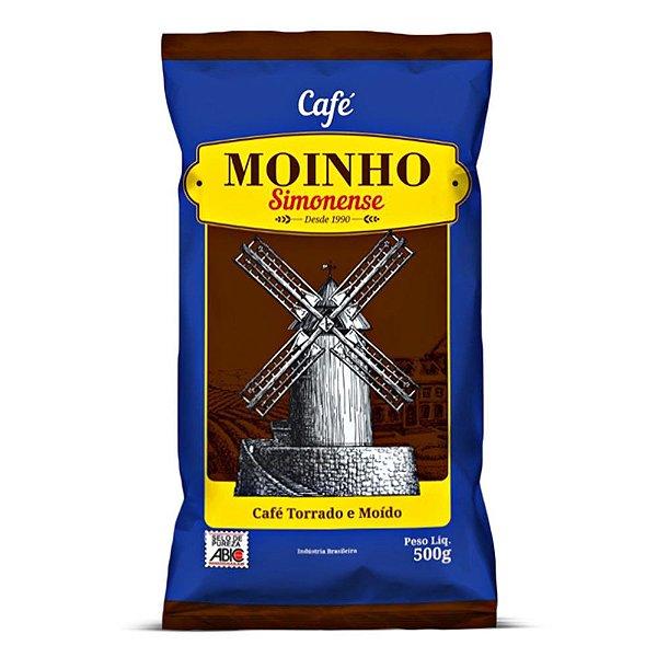 Café Moinho Simonense Tradicional Moído 500g
