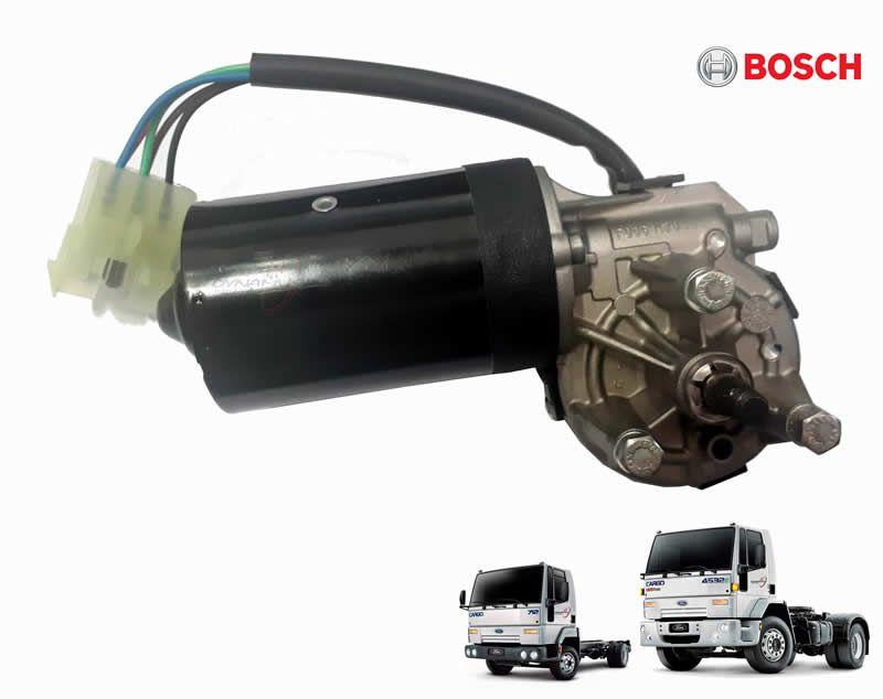 Motor Limpador Parabrisa Dianteiro Caminhão Ford Cargo 12v