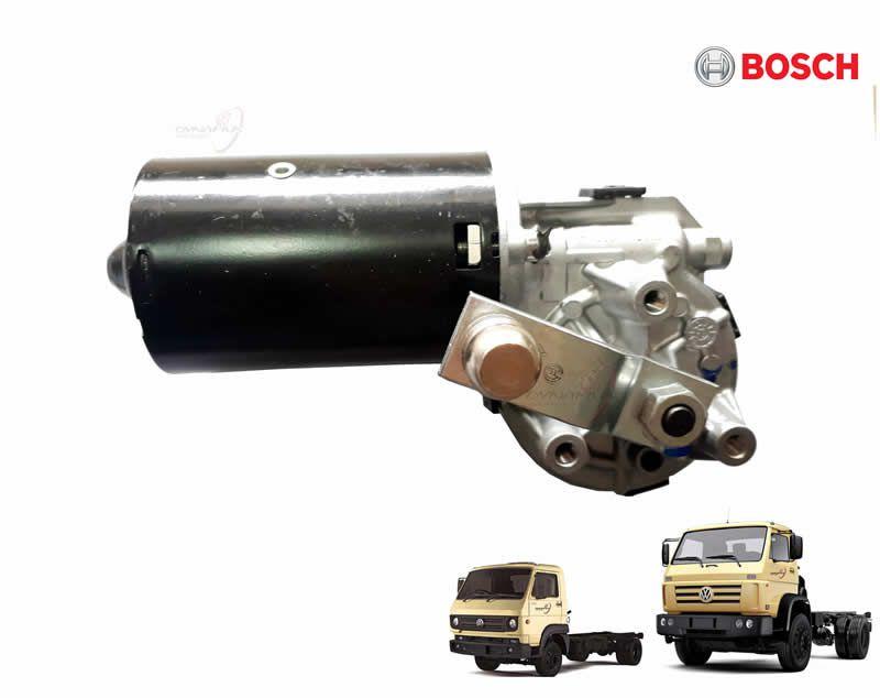 Motor Limpador Parabrisa Dianteiro Caminhão Vw 12v