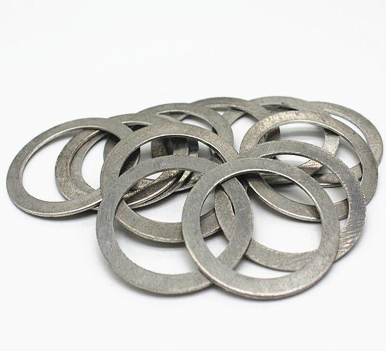 Arruela Alumínio Vedação Bujão Carter 10mm (10 Unidades)