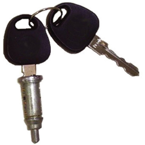 Cilindro de ignição da Coluna da direção - C/chave - Mercedes-Benz MB Accelo 915c 715 A0007607506