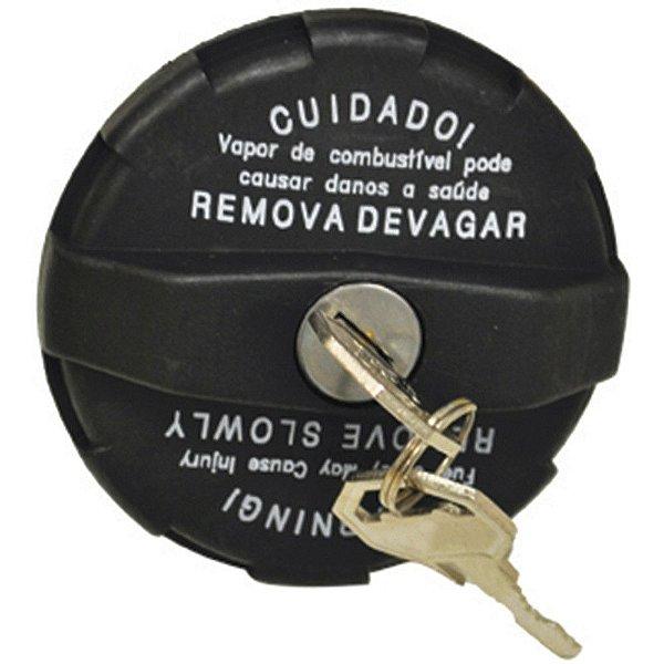Tampa de combustível - tanque c/ rosca - Vedada - Com chave 0K60A.Y2250 - 31180.5AA00 - 31180.5HA00 K60AY2250311805AA00311805HA00 311805HA00 TC-9008 TC9008 Hyundai Kia Bongo HD78