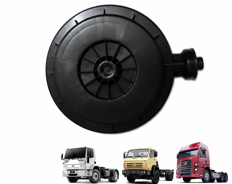 Tampa Filtro Ar Caminhão Vw Worker 17210 15180 18310 Constellation Ford Cargo