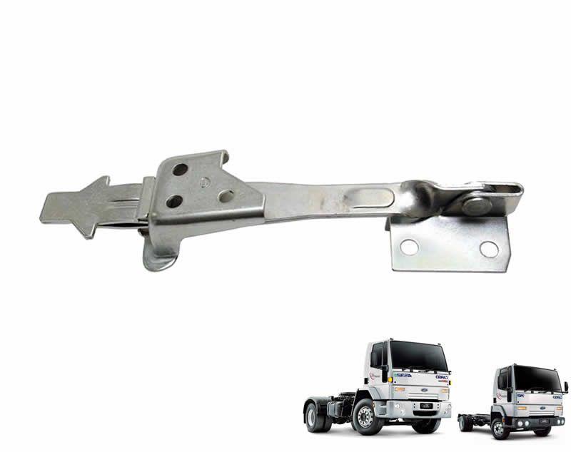 Limitador Porta - LD Passageiro - Caminhão Ford Cargo 712 815 816 1215 1317 2428 4532 - XC456823501AA