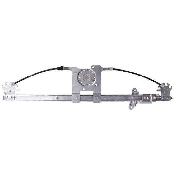 Máquina Vidro Elétrica Porta Dianteira - LD Passageiro s/ Motor - MB Accelo de 2002 a 2011 - Fixação Mabuchi