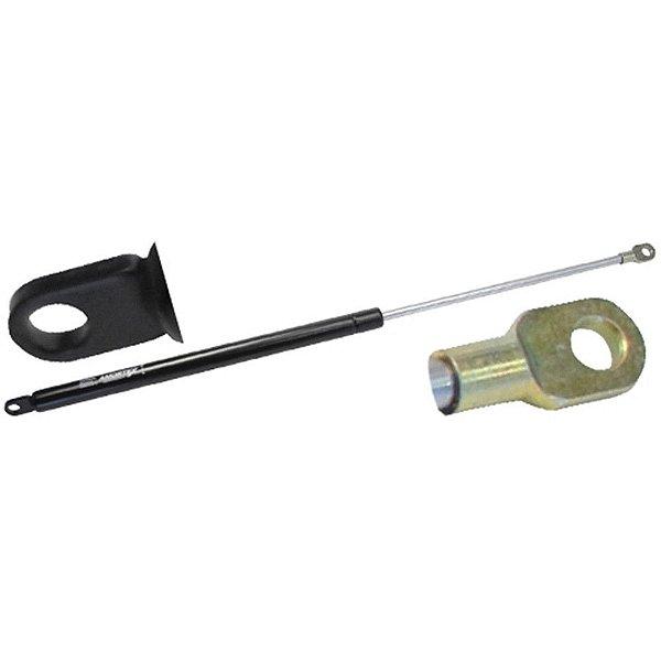 Amortecedor de mola à gás do Capô - Medida 685 mm - Carga 17,5 KGF - Curso 300 mm Scania R112 R113 R142 R143