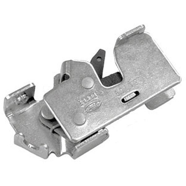 Fechadura - inferior - Porta traseira (Baú) - Lado Motorista LE - Mecânica - Ford Transit