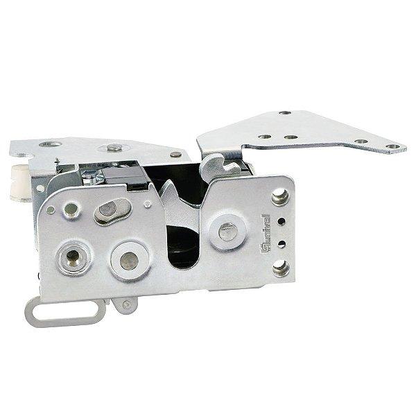 Fechadura Externa Porta - Lado Motorista LE - Mecânica - Volvo VM - 24426871