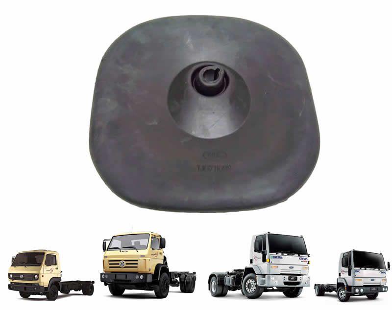 Guarda Pó Coifa Alavanca Cambio - Inferior - Caminhão VW e Ford Cargo