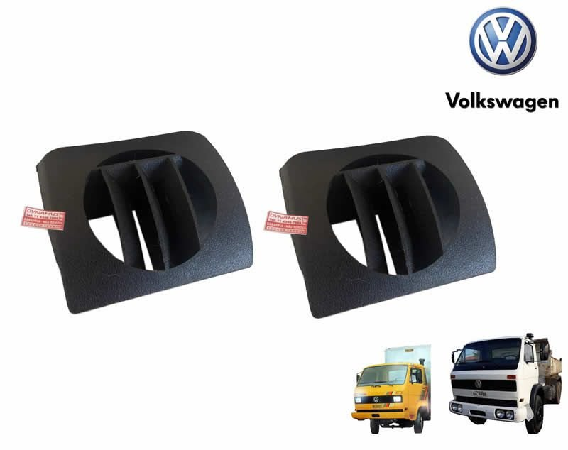 Difusor Ar Caminhão Vw 680 690 790s 7110s 11140 14140 13130 11130 - 281819071 281819072 Original VW