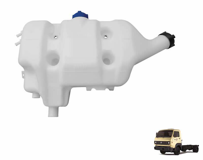 Reservatório Água Radiador Tampa C/ Rosca Caminhão VW Worker Advantech 5150e 8160E 9160e 10160e Plus 13160e
